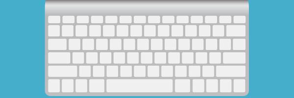 Les principaux raccourcis clavier